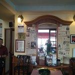 Vörös Postakocsi étterem fényképe