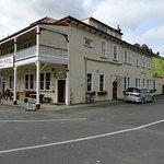 Whangamomona Hotel Restaurant Foto
