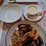 Foto de Papannis Italian Restaurant