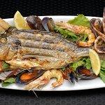 Delicious fish!