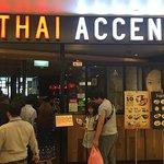 Thai Accent resmi