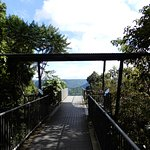 Cantilever walk