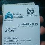 صورة فوتوغرافية لـ Bursa Teleferik