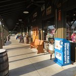Cracker Barrel's Iconic Front Porch