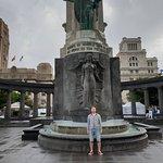 Plaza de Espana Foto