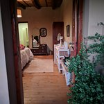 View from room entrance