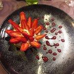 Tartelette fraises chocolat blanc