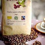 Triple Certified Organic Coffee!