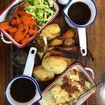 Sharing board roast for 2