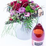 Charme rose... per dei brindisi primaverili pregni di gioia!