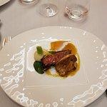 canette et foie gras