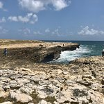 Antiguan Rocky Shoreline