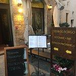 Bilde fra Osteria del Borgo