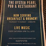 The Oyster Pearl Pub & Restaurant