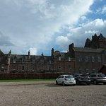 Photo of Glamis Castle