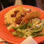 Tacos, resp. eben nur ein Taco