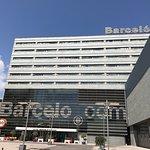 Barcelo Malaga: Reception