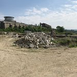 Traian's Bridge - it is very difficult to get to ruins and there is a lot of garbage. It's a sha