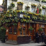 Photo de The Churchill Arms