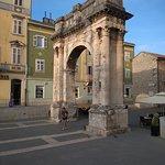 Arco dei Sergi resmi