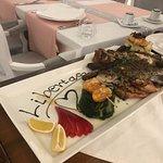 Libertas: Good seafood restaurant