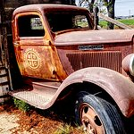 BarrelHouse Brewing classic truck!