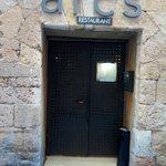 Arcs, entrada