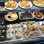 Yummy baked goods