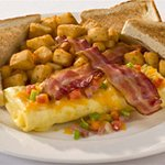 Come in for breakfast!