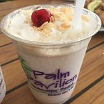 Bild från Palm Pavilion Beachside Grill & Bar