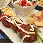 Falafel Platter