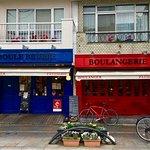Boule Beurre Boulangerie Foto