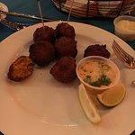 Conch Fritters!