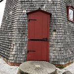 Front entrance to the windmill