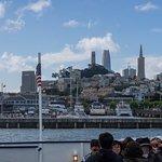 Leaving San Francisco for Angel Island