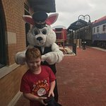 The Easter Train was so much fun! Great staff!
