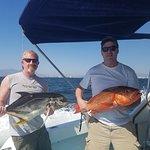 double hook up in Puerto Vallarta fishing