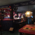 The funky bar