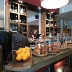 Bar and Counter