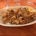 Carne e pesce ottimi