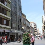 Another view of Calle Triana