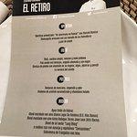 Restaurante El Retiro Foto