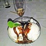 Ice Cream & Hot Chocolate