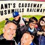 Photo de Giant's Causeway Visitor Centre