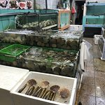 Photo of Lei Yu Mun Fish Market
