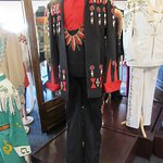 Outfit designed with native heritage