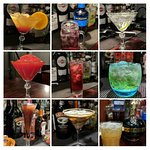 Some of the cocktails you can enjoy at Charlies