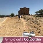 صورة فوتوغرافية لـ Tempio della Concordia
