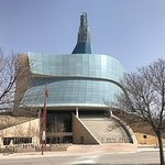Photo of Canadian Museum for Human Rights