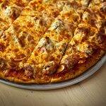Our original thin crust pizza!